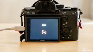 α7IIIでテザー撮影する方法